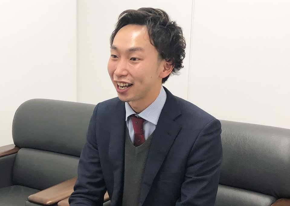 NextC.T.L社員インタビュー 出井さん