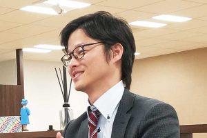 Next C.T.L社員インタビュー 当時を振り返る園田さん